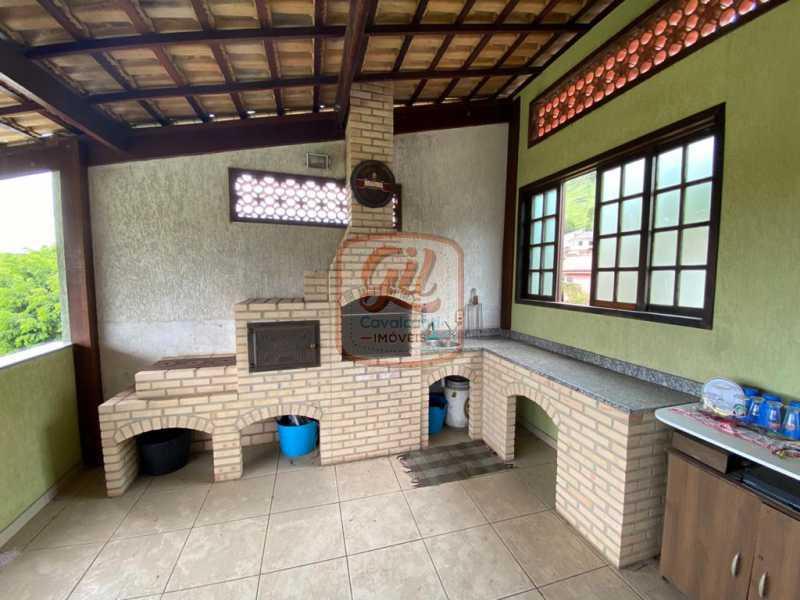 8f776027-b274-4fff-bad1-db9386 - Casa 3 quartos à venda Jardim Sulacap, Rio de Janeiro - R$ 440.000 - CS2531 - 26