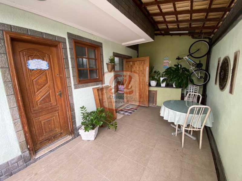 11da5c4c-45d9-4064-b7d5-6fcaa6 - Casa 3 quartos à venda Jardim Sulacap, Rio de Janeiro - R$ 440.000 - CS2531 - 8