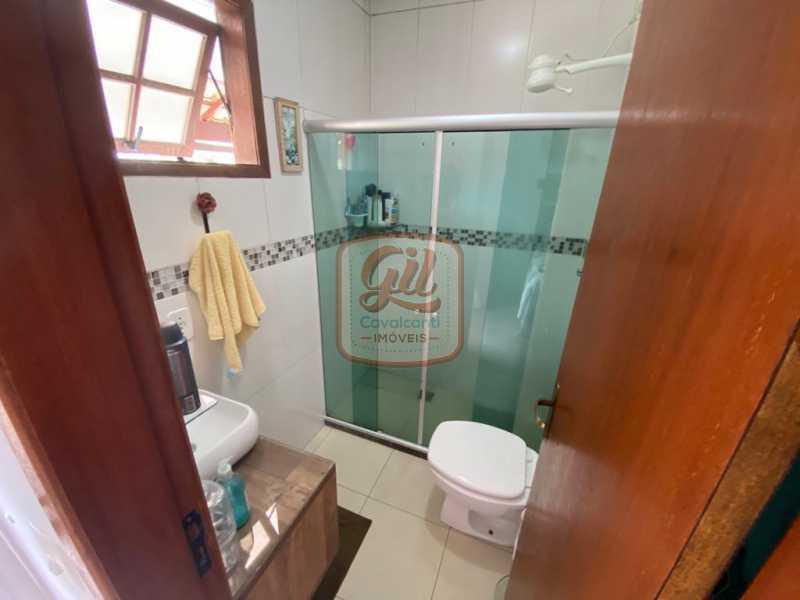 13df111d-0b2f-4ba3-9023-b0bedf - Casa 3 quartos à venda Jardim Sulacap, Rio de Janeiro - R$ 440.000 - CS2531 - 21