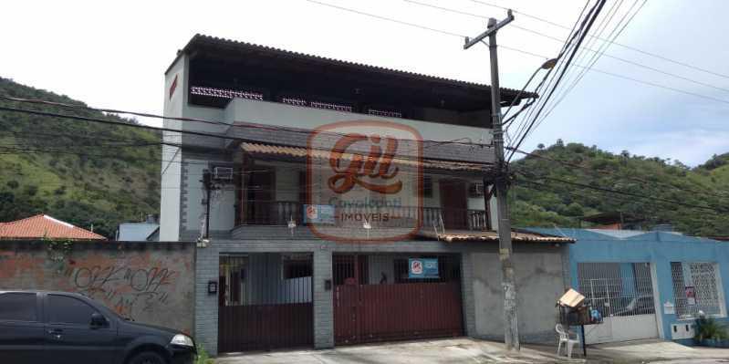 22be6387-2764-4d1b-9a68-7c9de2 - Casa 3 quartos à venda Jardim Sulacap, Rio de Janeiro - R$ 440.000 - CS2531 - 1