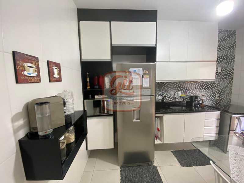 30a6fe5e-1198-44b8-aa58-4d051f - Casa 3 quartos à venda Jardim Sulacap, Rio de Janeiro - R$ 440.000 - CS2531 - 12