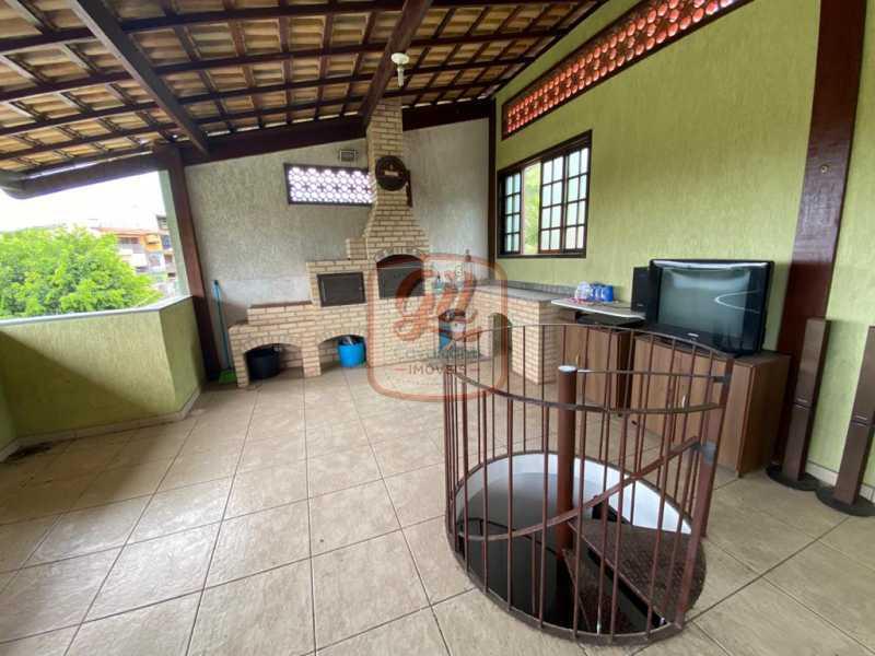 78b8e069-d3d6-4b50-8243-0ee81f - Casa 3 quartos à venda Jardim Sulacap, Rio de Janeiro - R$ 440.000 - CS2531 - 25
