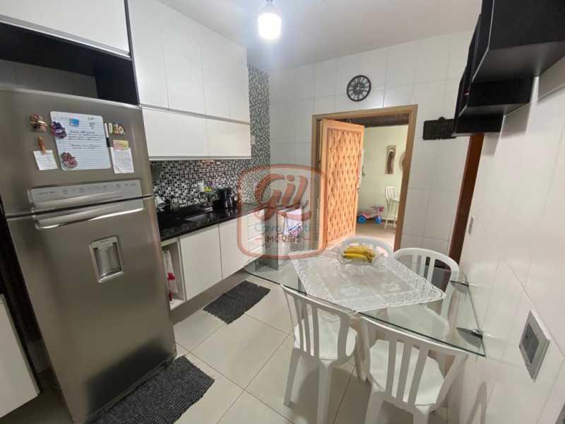 081f1323-5865-4270-9e1e-e24c48 - Casa 3 quartos à venda Jardim Sulacap, Rio de Janeiro - R$ 440.000 - CS2531 - 11