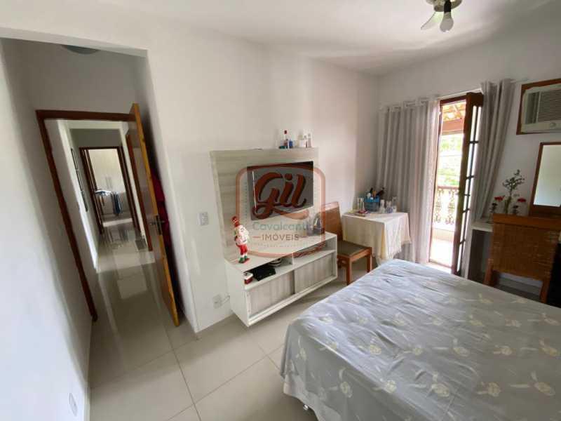 98a86d0b-3218-49f0-b187-6e9e84 - Casa 3 quartos à venda Jardim Sulacap, Rio de Janeiro - R$ 440.000 - CS2531 - 18