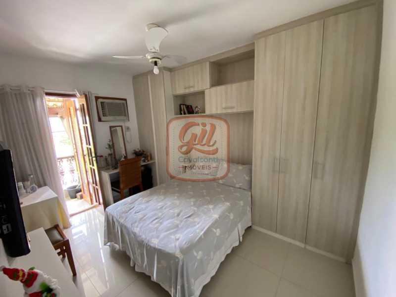 3862a174-3a0c-4426-90d1-a113db - Casa 3 quartos à venda Jardim Sulacap, Rio de Janeiro - R$ 440.000 - CS2531 - 19
