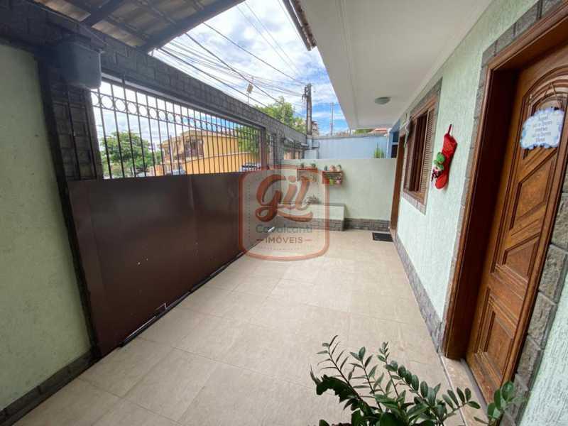 5340cea1-ec80-4745-9d94-6d63fb - Casa 3 quartos à venda Jardim Sulacap, Rio de Janeiro - R$ 440.000 - CS2531 - 7