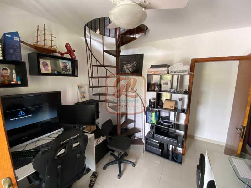 191016eb-4f07-4605-bc5f-d33e22 - Casa 3 quartos à venda Jardim Sulacap, Rio de Janeiro - R$ 440.000 - CS2531 - 16