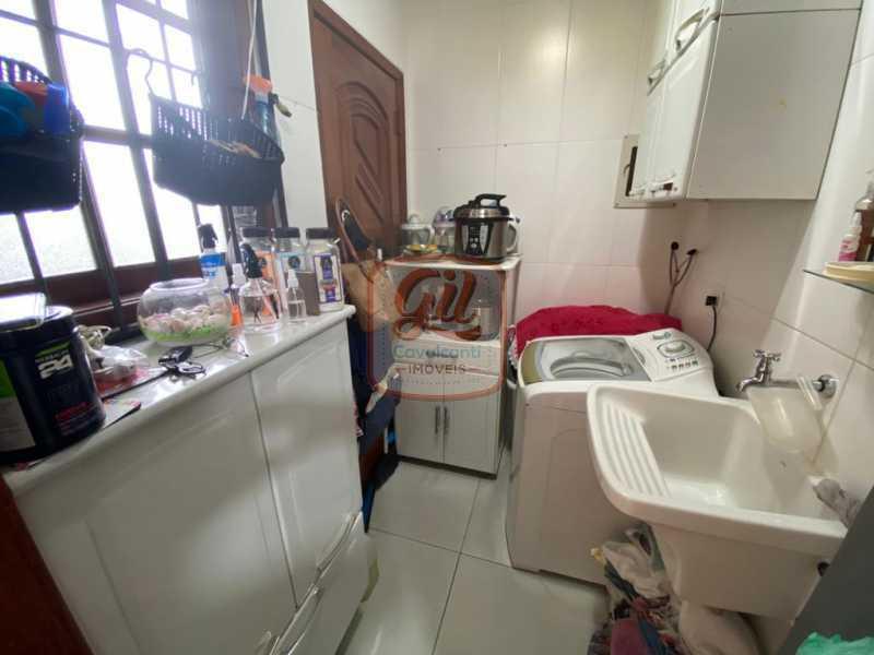 347384c3-b519-4154-8950-d52a95 - Casa 3 quartos à venda Jardim Sulacap, Rio de Janeiro - R$ 440.000 - CS2531 - 14