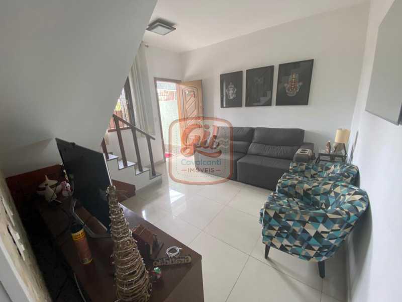 b9a7bf71-e841-4c40-9d2a-06eee5 - Casa 3 quartos à venda Jardim Sulacap, Rio de Janeiro - R$ 440.000 - CS2531 - 9