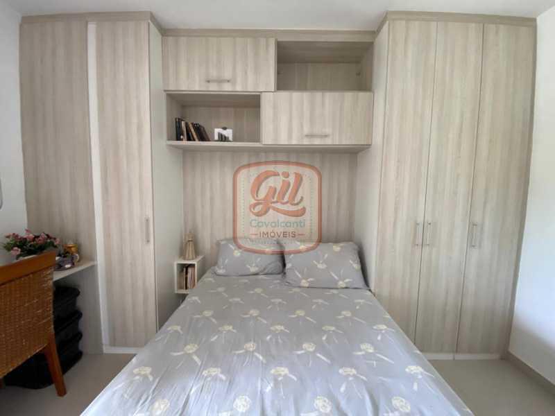 b25b3d45-8242-4575-9ddd-5cfe73 - Casa 3 quartos à venda Jardim Sulacap, Rio de Janeiro - R$ 440.000 - CS2531 - 20