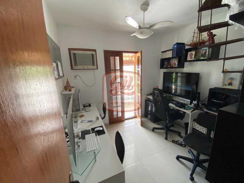 d8e08153-2828-400d-9cfe-6450e8 - Casa 3 quartos à venda Jardim Sulacap, Rio de Janeiro - R$ 440.000 - CS2531 - 17