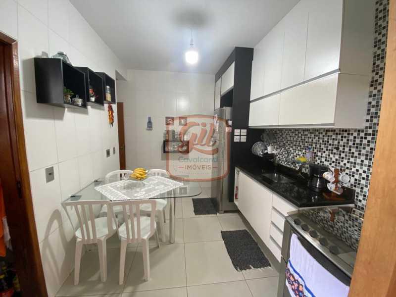 f2a16967-3a6c-4600-bc9f-9ff723 - Casa 3 quartos à venda Jardim Sulacap, Rio de Janeiro - R$ 440.000 - CS2531 - 13