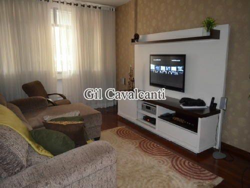 FOTO1 - Cobertura 2 quartos à venda Praça Seca, Rio de Janeiro - R$ 420.000 - CB0059 - 1