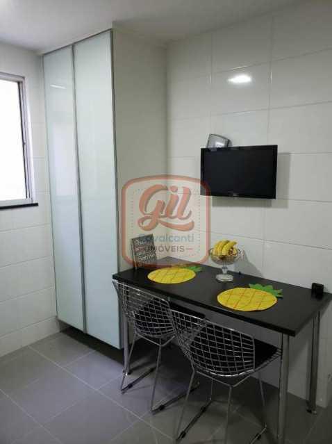 WhatsApp Image 2020-12-12 at 1 - Casa em Condomínio 2 quartos à venda Pechincha, Rio de Janeiro - R$ 580.000 - CS2532 - 7