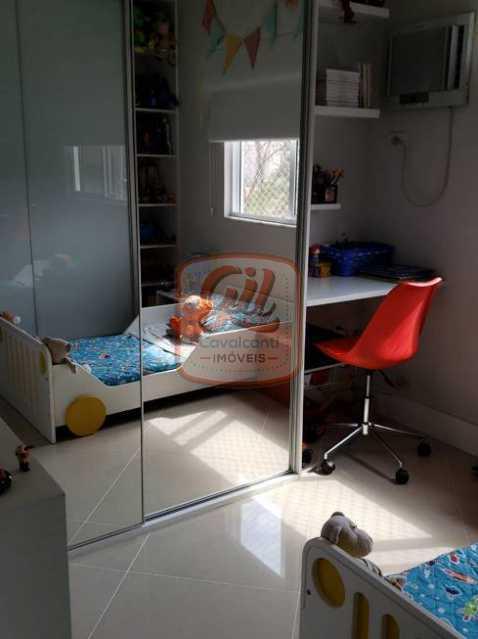 WhatsApp Image 2020-12-12 at 1 - Casa em Condomínio 2 quartos à venda Pechincha, Rio de Janeiro - R$ 580.000 - CS2532 - 8
