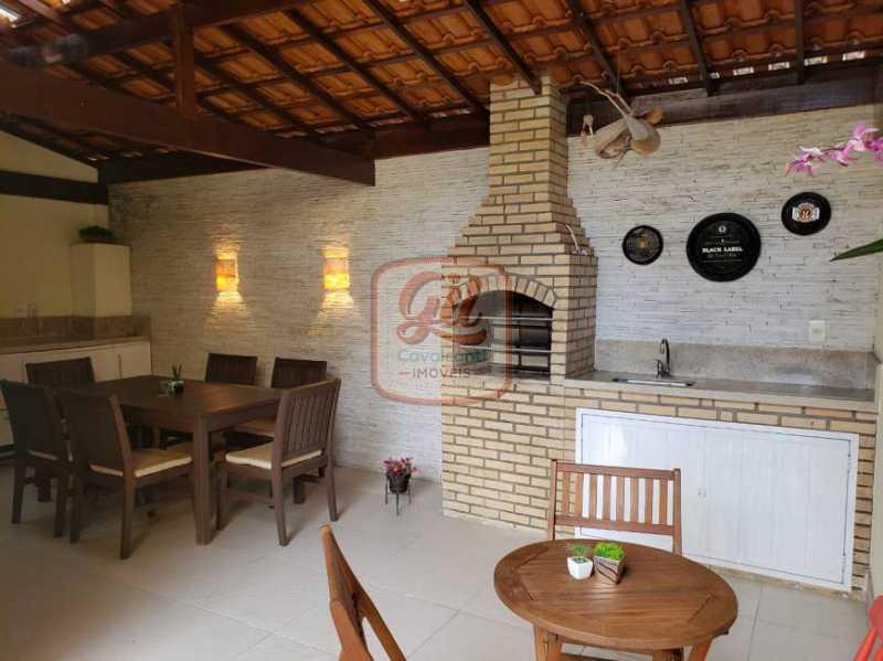 WhatsApp Image 2020-12-12 at 1 - Casa em Condomínio 2 quartos à venda Pechincha, Rio de Janeiro - R$ 580.000 - CS2532 - 20