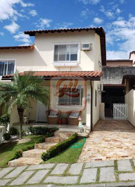 WhatsApp Image 2020-12-12 at 1 - Casa em Condomínio 2 quartos à venda Pechincha, Rio de Janeiro - R$ 580.000 - CS2532 - 1