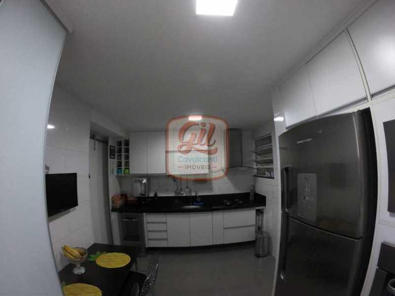 WhatsApp Image 2020-12-12 at 1 - Casa em Condomínio 2 quartos à venda Pechincha, Rio de Janeiro - R$ 580.000 - CS2532 - 6