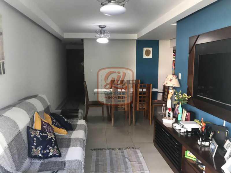 6d8f343e-bb3d-43d2-9f97-9af700 - Apartamento 3 quartos à venda Jacarepaguá, Rio de Janeiro - R$ 620.000 - AP2090 - 1