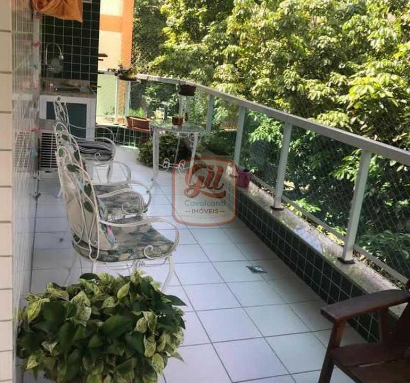 8f532887-5cde-47c4-98f5-7b4cd0 - Apartamento 3 quartos à venda Jacarepaguá, Rio de Janeiro - R$ 620.000 - AP2090 - 4