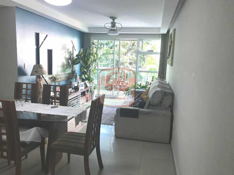 538b5dd4-828e-4db2-97cd-6cf8c5 - Apartamento 3 quartos à venda Jacarepaguá, Rio de Janeiro - R$ 620.000 - AP2090 - 3