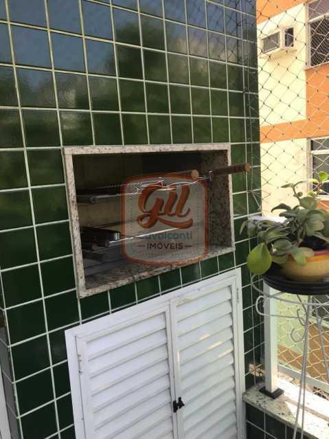 477192e6-a3d3-496b-b9f1-c45ca1 - Apartamento 3 quartos à venda Jacarepaguá, Rio de Janeiro - R$ 620.000 - AP2090 - 7