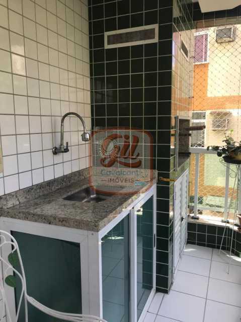 cd1a7b90-728c-4465-a35c-bf7d9d - Apartamento 3 quartos à venda Jacarepaguá, Rio de Janeiro - R$ 620.000 - AP2090 - 6