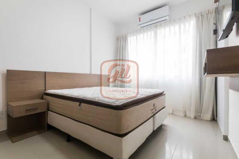 fotos-7 - Apartamento 1 quarto à venda Copacabana, Rio de Janeiro - R$ 529.000 - AP2093 - 8
