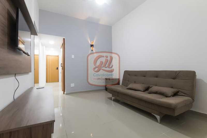 fotos-9 - Apartamento 1 quarto à venda Copacabana, Rio de Janeiro - R$ 529.000 - AP2093 - 10