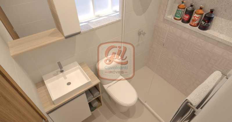 fotos-1 - Casa 1 quarto à venda Centro, Rio de Janeiro - R$ 269.000 - AP2095 - 1