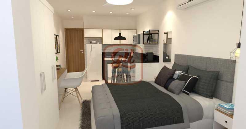fotos-3 - Casa 1 quarto à venda Centro, Rio de Janeiro - R$ 269.000 - AP2095 - 4