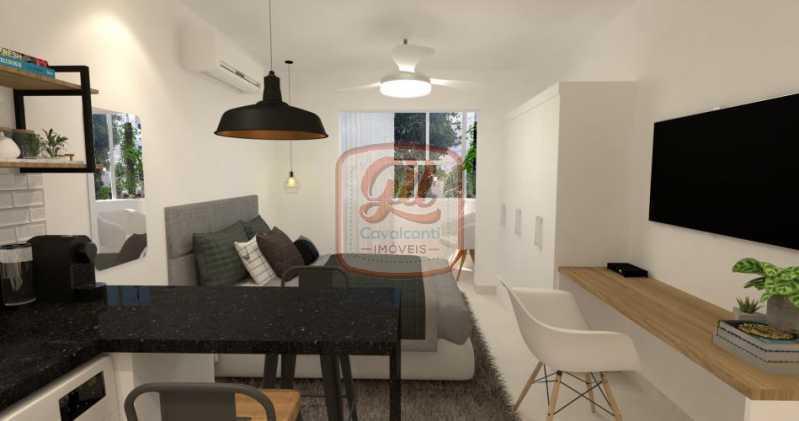 fotos-5 - Casa 1 quarto à venda Centro, Rio de Janeiro - R$ 269.000 - AP2095 - 6