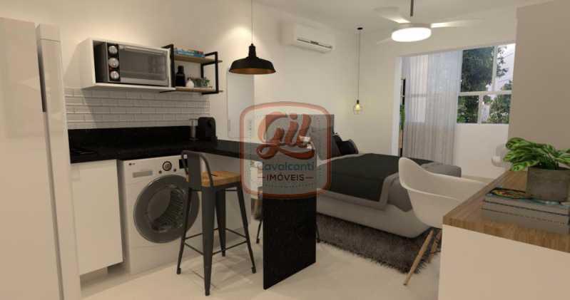 fotos-6 - Casa 1 quarto à venda Centro, Rio de Janeiro - R$ 269.000 - AP2095 - 7