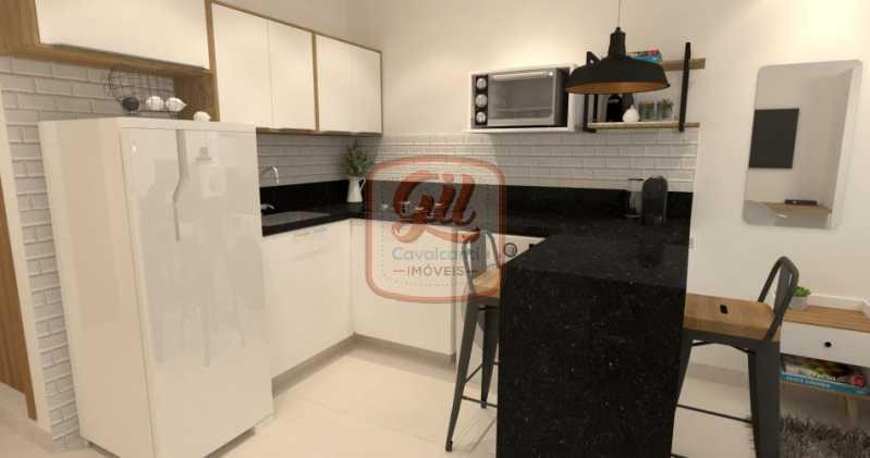 fotos-8 - Casa 1 quarto à venda Centro, Rio de Janeiro - R$ 269.000 - AP2095 - 9