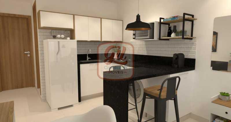 fotos-9 - Casa 1 quarto à venda Centro, Rio de Janeiro - R$ 269.000 - AP2095 - 10