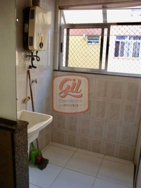 33913c92-7f7b-4024-acf9-d86184 - Apartamento 2 quartos à venda Praça Seca, Rio de Janeiro - R$ 275.000 - AP2101 - 17