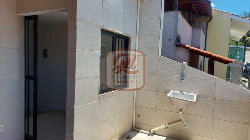 74ed1ebe-691f-4990-82af-748724 - Casa 3 quartos à venda Jacarepaguá, Rio de Janeiro - R$ 330.000 - CS2542 - 6