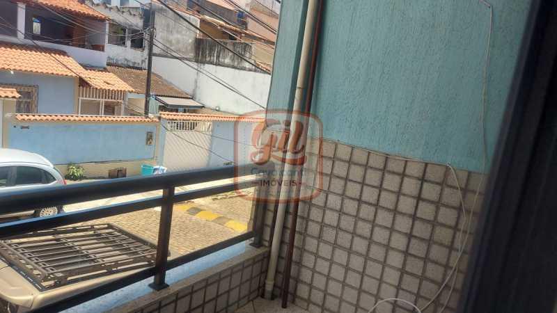 77a61538-299b-4ae6-b823-4807da - Casa 3 quartos à venda Jacarepaguá, Rio de Janeiro - R$ 330.000 - CS2542 - 16