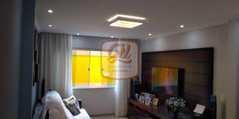 WhatsApp Image 2021-01-14 at 1 - Casa de Vila 2 quartos à venda Taquara, Rio de Janeiro - R$ 520.000 - CS2544 - 1