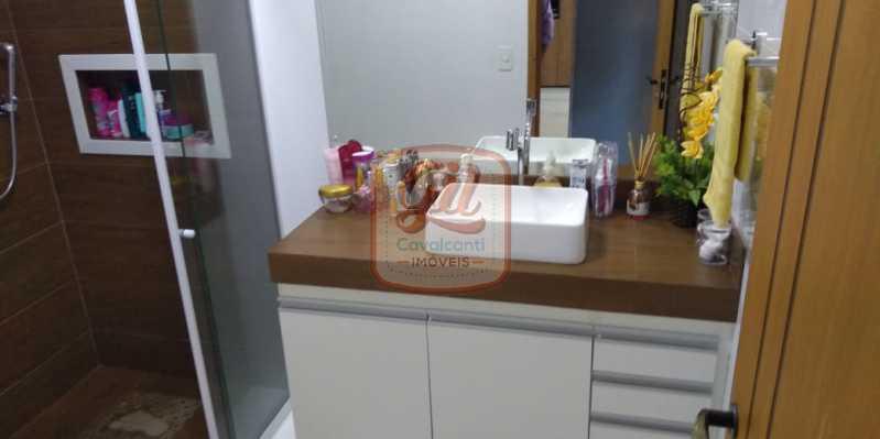 WhatsApp Image 2021-01-14 at 1 - Casa de Vila 2 quartos à venda Taquara, Rio de Janeiro - R$ 520.000 - CS2544 - 7