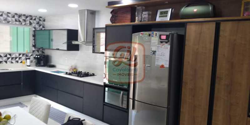 WhatsApp Image 2021-01-14 at 1 - Casa de Vila 2 quartos à venda Taquara, Rio de Janeiro - R$ 520.000 - CS2544 - 15