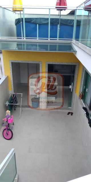 WhatsApp Image 2021-01-14 at 1 - Casa de Vila 2 quartos à venda Taquara, Rio de Janeiro - R$ 520.000 - CS2544 - 19