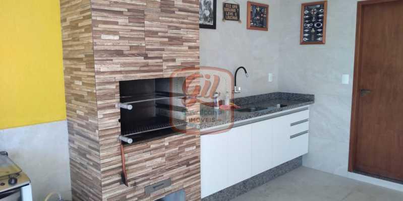 WhatsApp Image 2021-01-14 at 1 - Casa de Vila 2 quartos à venda Taquara, Rio de Janeiro - R$ 520.000 - CS2544 - 25