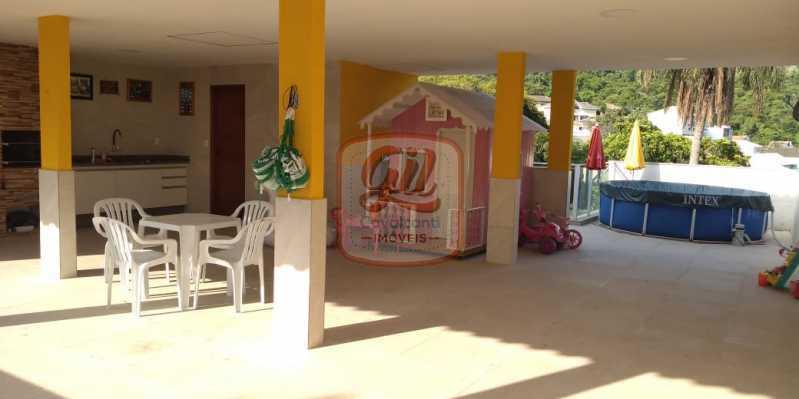 WhatsApp Image 2021-01-14 at 1 - Casa de Vila 2 quartos à venda Taquara, Rio de Janeiro - R$ 520.000 - CS2544 - 23
