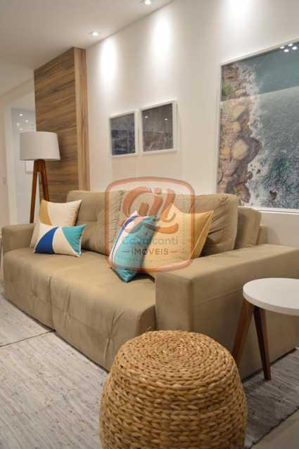 4b8003c1-b7df-458b-a1c9-5620eb - Apartamento 2 quartos à venda Freguesia (Jacarepaguá), Rio de Janeiro - R$ 560.000 - AP2107 - 16
