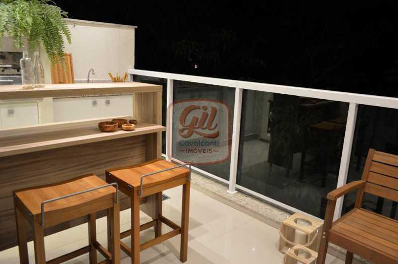 ae8a8a94-0706-4663-b619-c673f2 - Apartamento 2 quartos à venda Freguesia (Jacarepaguá), Rio de Janeiro - R$ 560.000 - AP2107 - 19