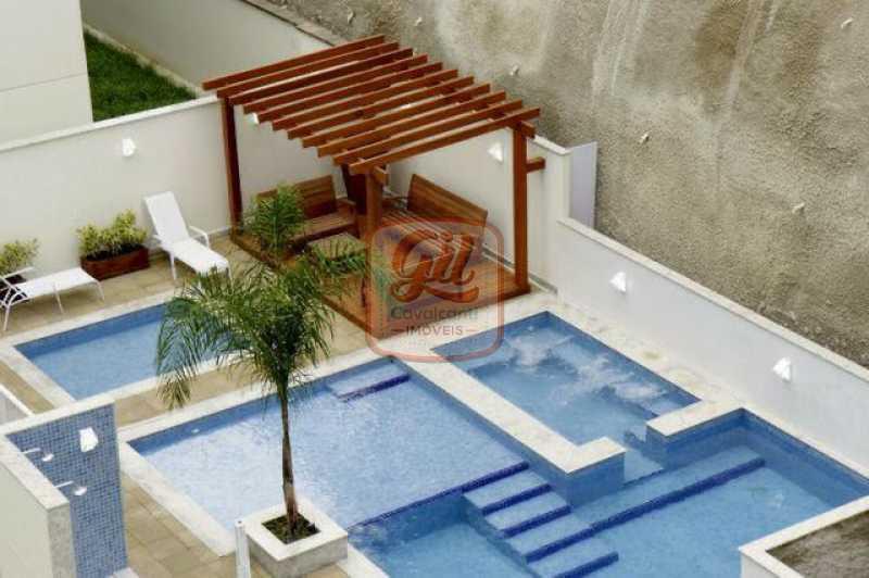 c0b029f4-d8df-429f-834e-d7a7f3 - Apartamento 2 quartos à venda Freguesia (Jacarepaguá), Rio de Janeiro - R$ 560.000 - AP2107 - 5