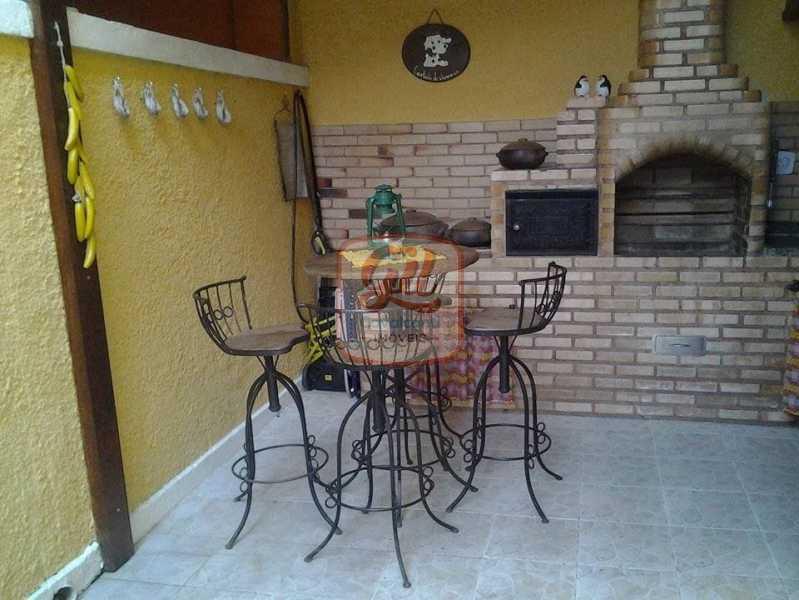 WhatsApp Image 2021-01-24 at 1 - Casa em Condomínio 3 quartos à venda Campo Grande, Rio de Janeiro - R$ 390.000 - CS2548 - 7
