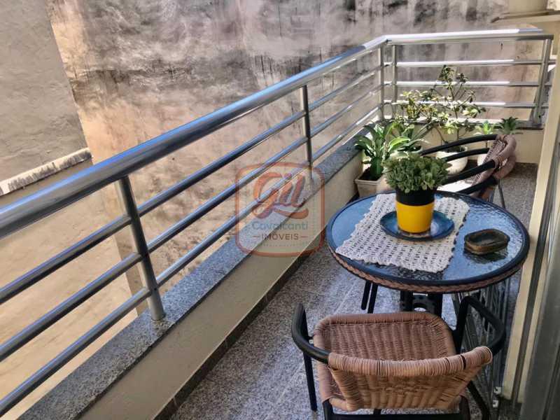 a2c66245-d560-4280-ac6f-ccb394 - Apartamento 3 quartos à venda Taquara, Rio de Janeiro - R$ 380.000 - AP2110 - 4