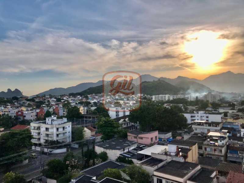 69bb35da-1b37-4f4f-ac61-f56fd8 - Cobertura 2 quartos à venda Taquara, Rio de Janeiro - R$ 350.000 - CB0239 - 1
